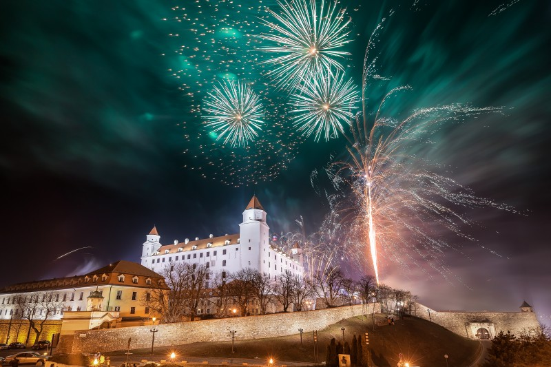 Capodanno a Bratislava? Party all night long!